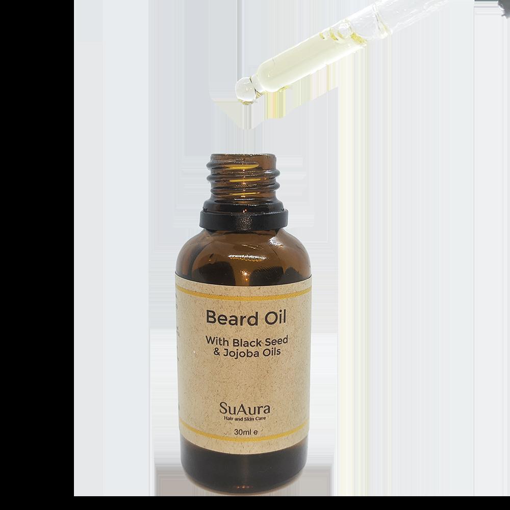 beard oil second image
