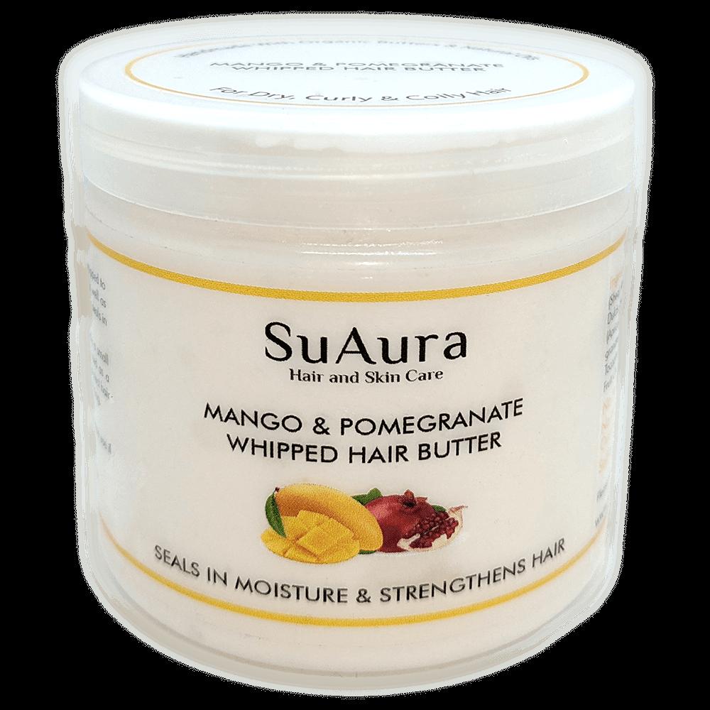 whipped hair butter